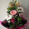 A35 Pink Aqua Bouquet from £30