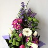 Butterfly £20-£40 handtied bouquet (not in water) available in different colours.